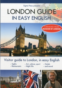 London Guide in Easy English, Paperback Book