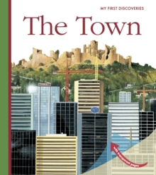 The Town, Spiral bound Book
