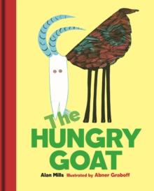 The Hungry Goat, Hardback Book
