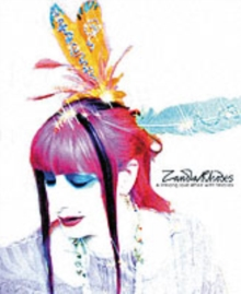 Zandra Rhodes : A Lifelong Love Affair with Textiles, Hardback Book