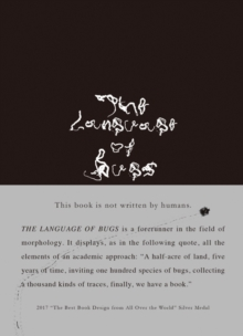 The Language of Bugs, Paperback Book