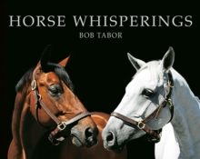Horse Whisperings : Portraits by Bob Tabor, Hardback Book