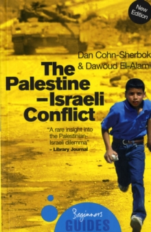 The Palestine-Israeli Conflict : A Beginner's Guide, Paperback Book