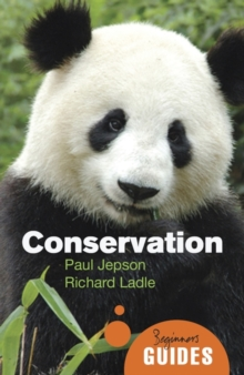 Conservation : A Beginner's Guide, Paperback Book