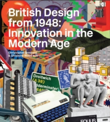 British Design from 1948 : Innovation in the Modern Age, Paperback / softback Book