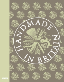 Handmade in Britain, Hardback Book