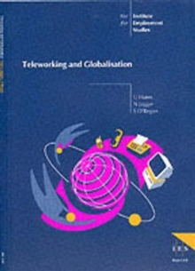 Teleworking and Globalisation, Paperback Book