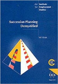 Succession Planning Demystified, Paperback Book