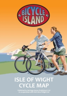 Bicycle Island, Sheet map, folded Book