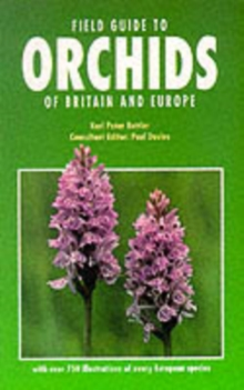 Field Guide to Orchids of Britain and Europe, Paperback Book