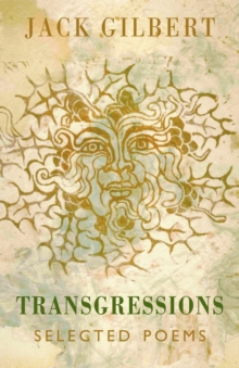 Trangressions : Selected Poems, Paperback Book