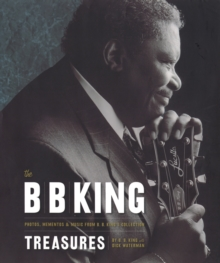 The B B King Treasures ion, Hardback Book
