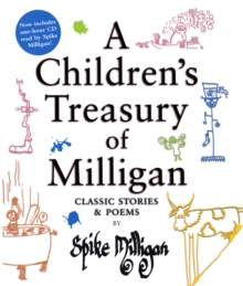 A Children's Treasury of Milligan, A, Hardback Book