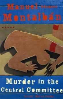 Murder in the Central Committee, Paperback Book