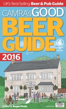 Camra's Good Beer Guide, Paperback / softback Book
