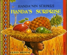 Handa's Surprise in Turkish and English, Paperback / softback Book