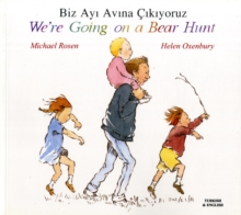 We're Going on a Bear Hunt in Turkish and English, Paperback Book