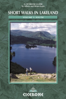 Short Walks in Lakeland Book 1: South Lakeland, Paperback Book