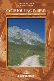 Cycle Touring in Spain, Paperback Book