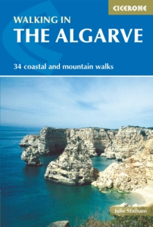 Walking in the Algarve : 40 Coastal and Mountain Walks, Paperback Book