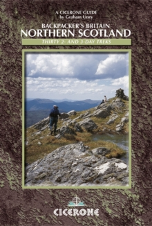 Backpacker's Britain: Northern Scotland : Thirty Two- and Three-Day Treks, Paperback Book