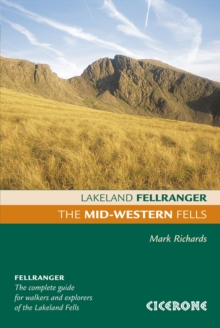 The Mid-Western Fells, Paperback Book