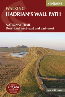 Hadrian's Wall Path, Paperback / softback Book