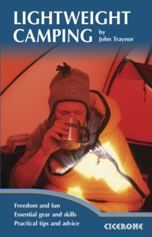 Lightweight Camping, Paperback Book