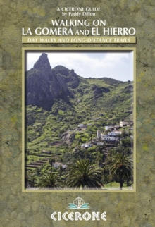 Walking on La Gomera and El Hierro, Paperback Book