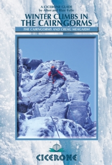 Winter Climbs in the Cairngorms : The Cairngorms and Creag Meagaidh, Paperback Book