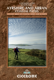 The Ayrshire and Arran Coastal Paths, Paperback Book