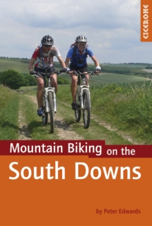Mountain Biking on the South Downs, Paperback / softback Book