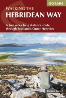 The Hebridean Way : Long-Distance Walking Route Through Scotland's Outer Hebrides, Paperback Book