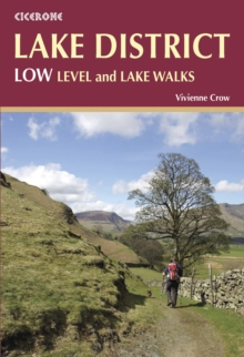 Lake District: Low Level and Lake Walks, Paperback / softback Book