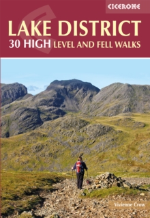 Lake District: High Level and Fell Walks, Paperback / softback Book