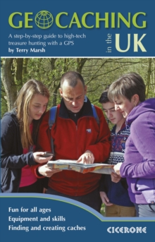 Geocaching in the UK, Paperback Book