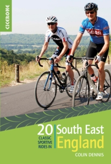 20 Classic Sportive Rides in South East England, Paperback Book
