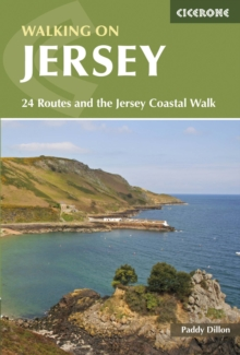Walking on Jersey : 24 Routes and the Jersey Coastal Walk, Paperback Book