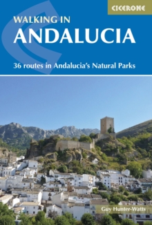 Walking in Andalucia, Paperback Book