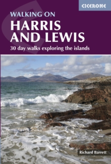 Walking on Harris and Lewis, Paperback Book