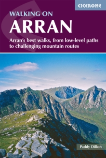 Walking on Arran, Paperback Book