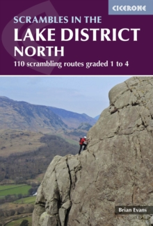 Scrambles in the Lake District - North, Paperback Book