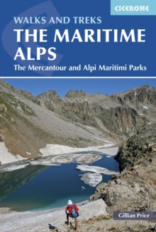Walks and Treks in the Maritime Alps : The Mercantour and Alpi Marittime Parks, Paperback Book