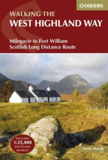 The West Highland Way : Milngavie to Fort William Scottish Long Distance Route, Paperback Book