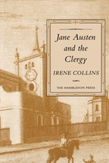 Jane Austen and the Clergy, Paperback / softback Book