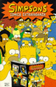 Simpsons' Comics Extravaganza, Paperback Book