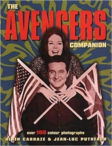 """Avengers"" Companion, Paperback Book"