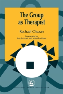 The Group as Therapist, Paperback / softback Book