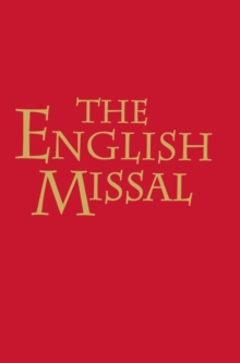 The English Missal, Hardback Book