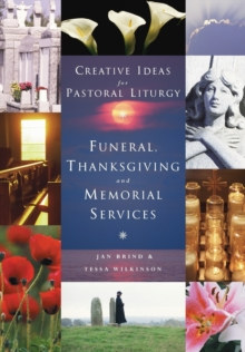 Funerals, Thanksgiving and Memorial Services, Mixed media product Book